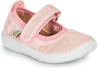 Citrouille et Compagnie MIRABEL girls's Shoes (Pumps / Ballerinas) in Pink