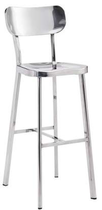 Generic Winter Bar Chair Stainless Steel
