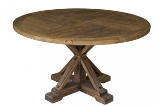 Theo & Joe Bordeaux Dining Table Round