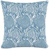 One Kings Lane Ranait 20x20 Pillow - French Blue