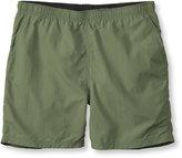 "L.L. Bean Supplex Classic Sport Shorts, 6"" Inseam"
