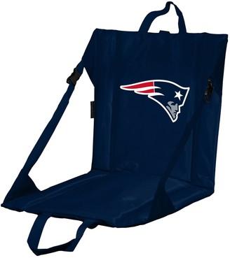 Logo Brands New England Patriots Folding Stadium Seat
