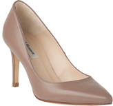 LK Bennett L.K.Bennett Floret Pointed Court Shoes, Pink Leather