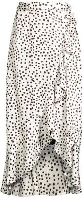 Azulu Masai Ruffle Wrap Skirt