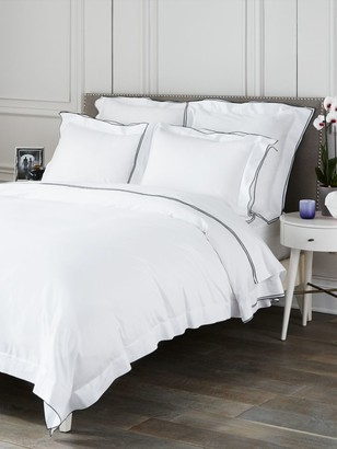 Saks Fifth Avenue Butterfly Flange Duvet