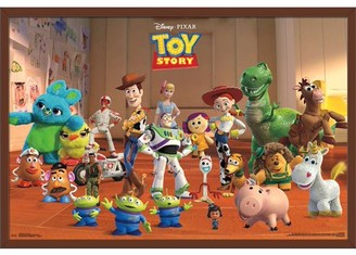 Trends International Disney Pixar Toy Story 4 - Collage Poster