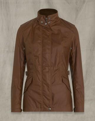 Belstaff Adeline Waxed Cotton Jacket