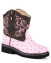Roper Flying Heart II Western Boot (Toddler/Little Kid)