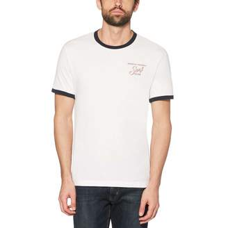 Original Penguin Surf Club Ringer Tee