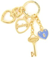 Juicy Couture Charm De Juicy Key Fob