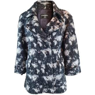 Chanel Black Synthetic Coats