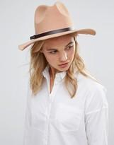 Lavand Fedora Hat