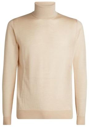 Pal Zileri Cashmere Rollneck Sweater