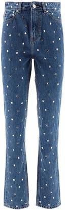 Ganni Studded Jeans