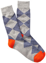 1901 Argyle Over-the-Calf Socks
