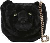 Dolce & Gabbana Jaguar Plush Shoulder Bag