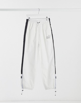 Puma Queen track pants in white
