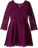 Ella Moss Gwen All Over Lace Dress (Big Kids)