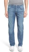 Hudson 'Byron' Straight Leg Jeans (Cole)