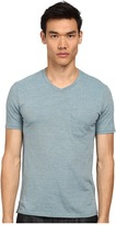 Vince V-Neck Pocket Tee