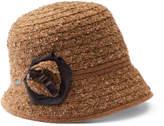 Betmar Women's Willow Floral Cloche Hat