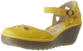 Fly London Women's YUNA Closed Toe Sandals