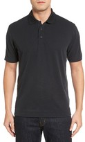 Bugatchi Men's Textured Jersey Polo