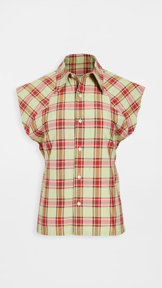 Toga Pulla Madras Check Shirt