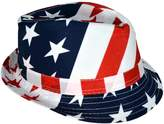 HDE USA Stingy Short Brim Trilby Fedora Hat Cap
