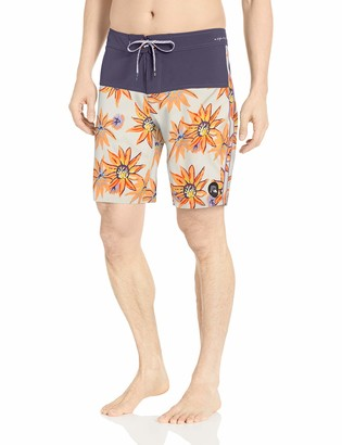 Quiksilver Men's Highline Devils Tea 19 Boardshort Swim Trunk