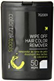 Color Trak Colortrak Colortrak Wipe-off Hair Color Remover Wipes, 2.08 Ounce