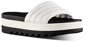 Cougar Women's Prato Platform Slide Sandals