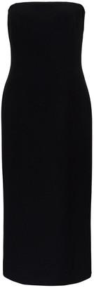 Givenchy Strapless Midi Dress