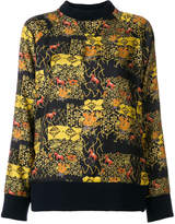 Roseanna floral print jumper