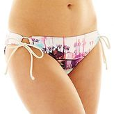 Arizona Photoreal Bandeau Swim Top or Hipster Bottoms