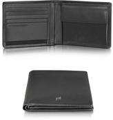 Porsche Design Touch Black Leather H10 Billfold Wallet