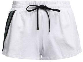 Koral Beam Striped French Terry Shorts
