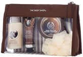 The Body Shop Coconut Beauty Bag Gift 4-Piece Set