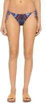 Cynthia Rowley String Bikini Bottoms