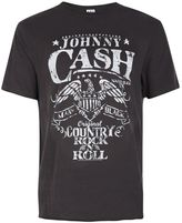 Amplified Johnny Cash Eagle T-shirt*