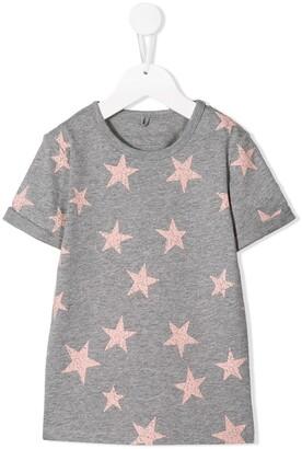 Stella McCartney star print T-shirt