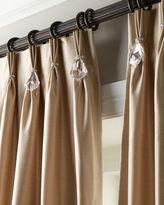"""6009 Parker Each 108""""L Pinch-Pleat Curtain"""