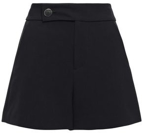 Alice + Olivia Bradwin Crepe Shorts