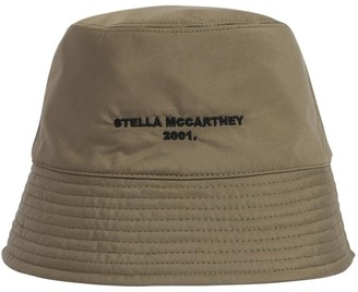 Stella McCartney Reversible Nylon Bucket Hat