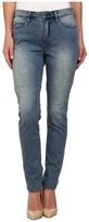 Christopher Blue Maggie Skinny in Cloud Wash