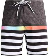 Rip Curl Mirage Combined Fill Swimming Shorts Black/white