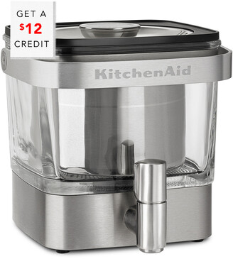 KitchenAid Cold Brew Coffee Maker - Kcm4212sx With $12 Credit