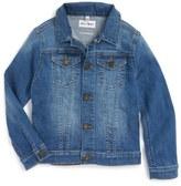 DL1961 Manning Denim Jacket (Toddler Boys & Little Boys)