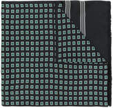 Haider Ackermann long patterned scarf