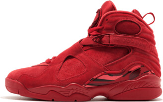 Jordan Womens Air 8 Retro 'VALENTINE'S DAY' Shoes - Size 7W